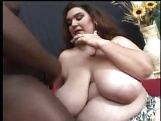 Bbw screwing - German fatty screwed by black cock