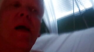 Grandpa Getting A Mouthful in Orlando - Part 2