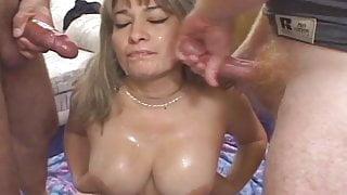 Chubby latina love hot cock