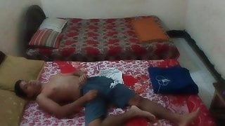 alims went to residential hotel room and handjob
