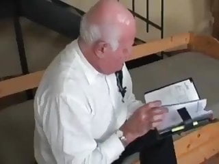 Granddaughter womb potent seed fuck Wall plain granddaughter gives grandpa a fuck