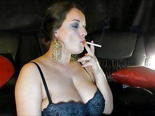 Shemale smoking fetish free video Smoking fetish