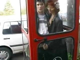 In jerk off public - Jerking him off in a phone booth