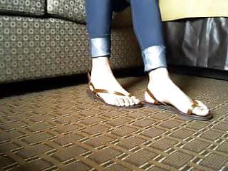 My favorite foot fetish clip My favorite flats