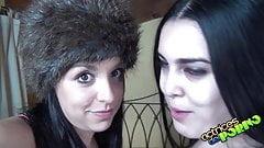 Facecam Victoria y Mara Lopez