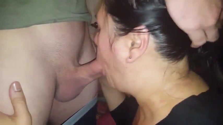 Step Mom Helps Son Fuck
