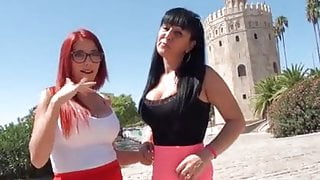 Married MILF fucks her teacher in a hotel room