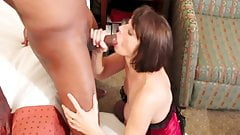 Slut wife used hard by BBC - hubby records, she teases