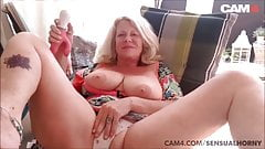 Grd-Ma Gicleuse -03- Squirting Grandmother