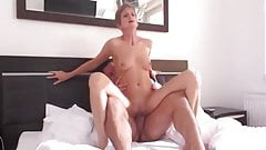 Milf and lover