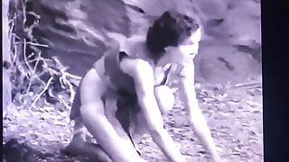 Pussy slip on movie(Tarzan)