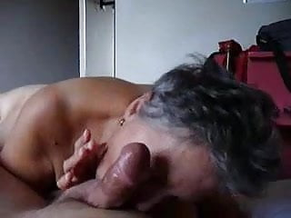 Older granny blow jobs Perfect blow job