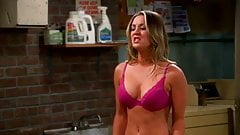Kaley Cuoco - Penny in Big Bang Theory S7E11 - Laundry Night