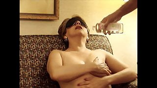 Titties Oiled Whipped And Fucked By A Dom
