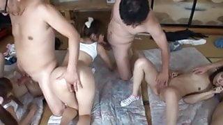 Japanese Farm Orgy 2 of 2 -=fd1965=-