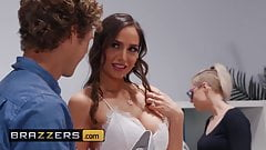 Desiree Dulce Michael Vegas - Feet First - Brazzers
