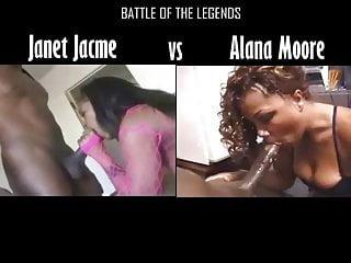Alana starr queen of blowjobs Janet jacme vs alana moore