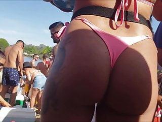 Bikini kill 1st person shooter Argentina 1st class voyeur candid series - 114