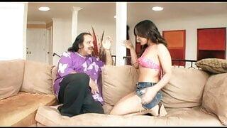 Ron Jeremy fuck video