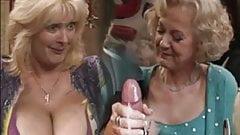 Секс-шоу бабушки 6