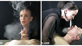 Male Cumswap Affair with Porn Stepmom and Stepson