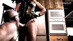 Dominatrix Mistress April - Brain fuck of unworthy slave