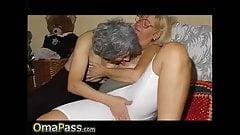 OmaPasS Amateur Grandma Lesbian Footage Video