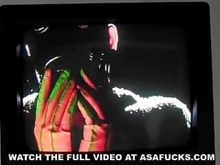 Zombie sex - Asas zombie anal creampie