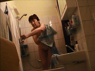 German olimpic nude - German granny nude in bathroom