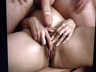 Male blood clot penis - Nice triple pad over wifes clot