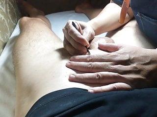 Brazilian gay huge cock sex Brazilian wax job for huge cock part 3