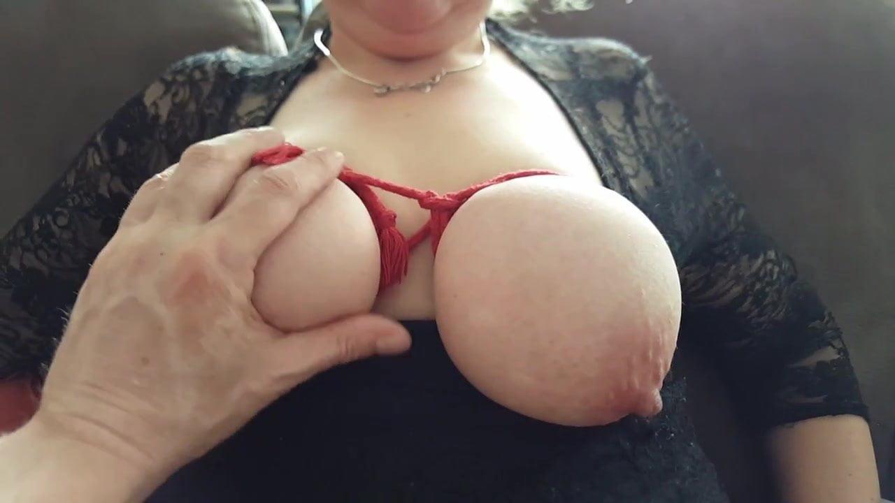 extreme pussy und abbinden der brust