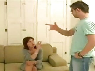 Mum spanking my naked bum - Mum and her friend spank son... it4
