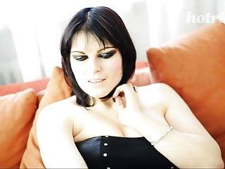 Bitch boobs - German dirtytalk joi close up big boobs bitch