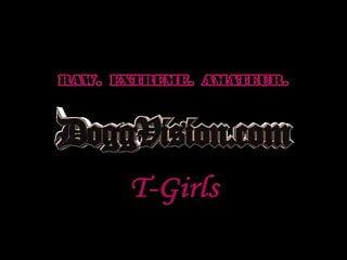 Free fucking girl t tranny transgendered - Doggvision.com - t-girls pt.1 - c33bdogg
