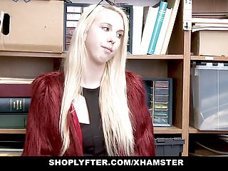 Xxx t teens - Shoplyfter - lp officer dominates and detain petite blonde t