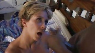 White Housewife Gets BBC Treatment