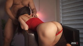 Fucking me from behind is the perfect way to make him cum