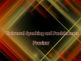 Tight ass aunt punish spank Groovy punishment - spanking in the 70s