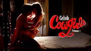 Celebrity Cowgirls Volume Three