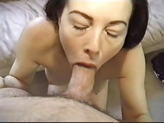 Brunette get big cock - Cute brunette get it in the ass