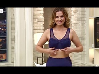 Tranny in bra - Milf in bra panties - teleshopping