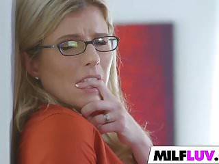 Teen kacey in skirt - Milfs kacey jordan and cory chase share a dick