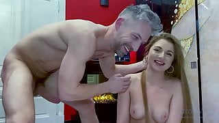 FIRST TIME CASTING WITH NEW YOUNG AMATEUR TEEN ANETTE JORDAN