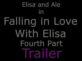A teens falling in love Falling in love with elisa - hand smothering