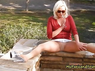 Flashing wet pussy Wet pussy and smoking hot pantyhose experiments