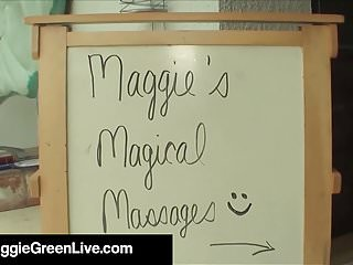 Going green projects for teens - Go pro footage of sexy super star maggie green sucking cock