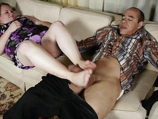 Chubby Foot Fetish