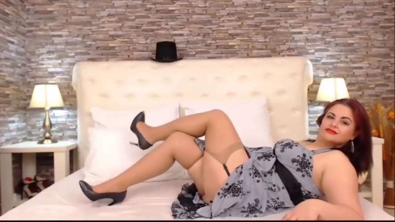 Thick Legs Redhead Sexy Big Tits Milf In Nylons 2 Porn A1-2982