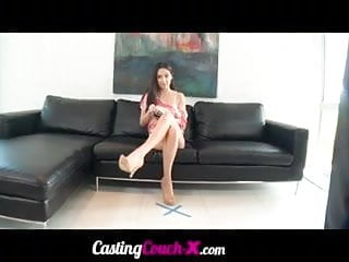 Adult amateur swimsuit models Castingcouch-x swimsuit model fucks in audition